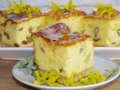 Polish Cake Recipe, Polish Recipes, Yummy Treats, Yummy Food, Carrot Cake Cheesecake, Pinterest Cake, Cookie Desserts, Cake Recipes, Food And Drink
