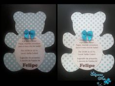 Baby Shower Themes, Baby Boy Shower, Baby Shower Decorations, Poo, Baby Shower Invitaciones, Baby Shawer, Bear Party, Baby Memories, Diy Invitations