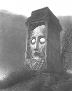 Kai Fine Art is an art website, shows painting and illustration works all over the world. Dark Fantasy Art, Art And Illustration, Arte Horror, Horror Art, Art Macabre, Images Terrifiantes, Art Sinistre, Art Noir, Arte Obscura