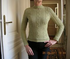 Let's Knit Issue 15, Model 2 by vieibr, via Flickr