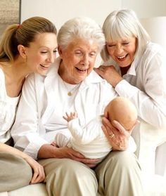 * 4 générations,merveilleux *