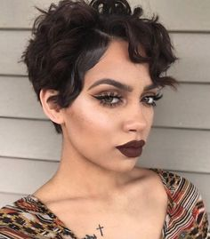 Gorgeous pixie @mua_myesha - http://community.blackhairinformation.com/community-pictures/gorgeous-pixie-mua_myesha/