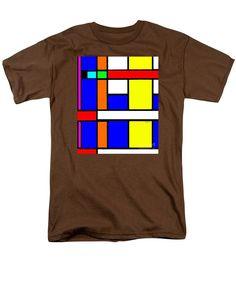 Men's T-Shirt (Regular Fit) - Geometric 9706