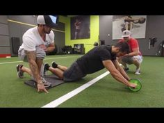 Ab Wheel- How to PROPERLY Use an Ab Wheel - YouTube