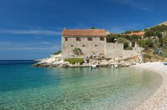 Dubovica beach, island of Hvar