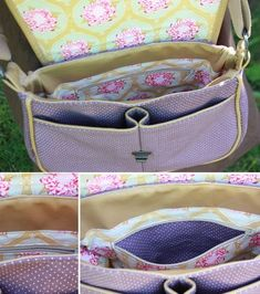 Bag tutorial POCKETS!