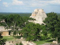 Uxmal.  My favorite Mayan ruins in the Yucatan.