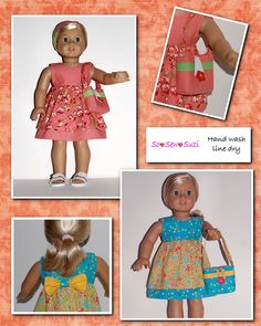 American girl doll-patterns and printables