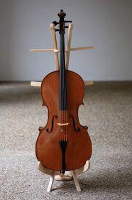 My Dads Blog - Bim Burton : Cello Music Stand