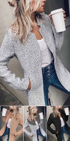 Looks Cool, Looks Style, Style Me, Fall Outfits, Casual Outfits, Cute Outfits, Trend Fashion, Fashion Outfits, Jackets Fashion