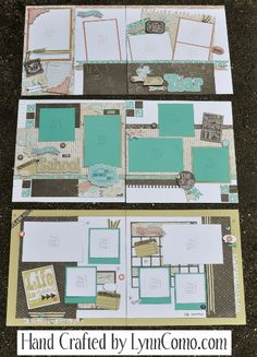 Album my-creations « Gallery chalk-it-up-kit-of-the-month « My Creations | Lynn Como
