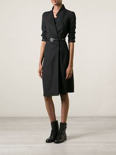 Maison Margiela Dress Coat - Joan Shepp - Farfetch.com