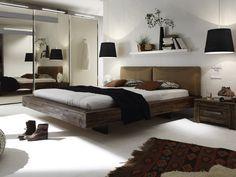 double beds-beds and bedroom furniture-ign. timber. night.-ign ... - Dream Massivholzbett Ign Design