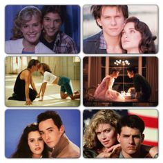 Classic couples -- why can't life be an 80s movie?