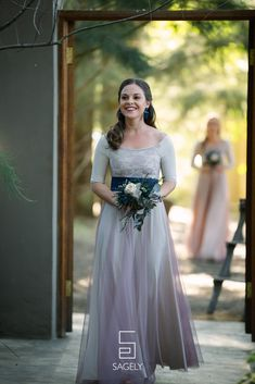 This beautiful bridesmaid is wearing our stunning Isabel Dress with a lace bodice and a full circle skirt tulle overlay. This image was taken by Sagely Photography Bridesmaid Dresses, Prom Dresses, Formal Dresses, Wedding Dresses, Bridesmaids, Full Circle Skirts, Lace Bodice, Dress Backs, Skirt Fashion