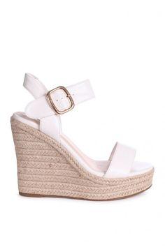 White Espadrilles, White Wedges, Low Wedges, Wedge Sandals, Platform Wedges Shoes, Wedge Shoes, Closed Toe Espadrilles, Flats, Amigurumi