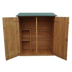 Great Holz Ger tehaus Gartenhaus Ger teschuppen Gartenschrank Ger teschrank Modelle Great Ideas Pinterest eBay