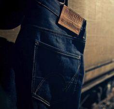 New denim brand, Nezumi Denim Co. Blue Jeans, Denim Jeans, Denim Branding, Raw Denim, Joes Jeans, Perfect Fit, Pockets, Belt, Wallet