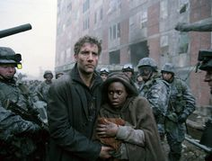 Children of Men - I was on the fence about this movie until I saw it, then I realized how truly amazing it really is