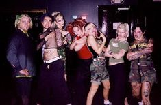 Mindless self indulgence and the Lunachicks Mindless Self Indulgence, Social Distortion, Halestorm, Love U So Much, Band Pictures, Music People, Lose My Mind, My Vibe, Fall Out Boy