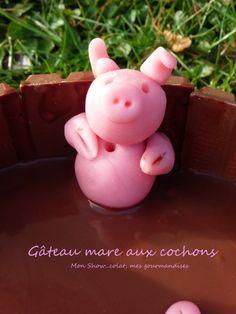Gâteau mare aux cochons4