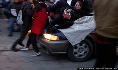 Watch As Car Plows Through Protesters In Minneapolis… Did Driver Act In Self Defense? ***  How to Build Your Own Solar Thermal Hot Water System. Go - http://patriotproducts.org/go/DIYThermalEnergy/ ***  Posted on November 26, 2014, 10:30 pm from http://feedproxy.google.com/~r/SHTFplan/~3/chE2fHmdgnQ/watch-as-car-plows-through-protesters-in-minneapolis-did-driver-act-in-self-defense_11262014