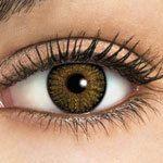 Pure Hazel Contact Lenses. #lense #glamour $eyes