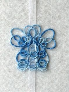 Singtatter's Corner: Motif No. 19/25 - Angel Pam for Pamela's Secret Santa Exchange