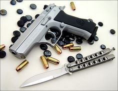 My gun - Baby desert eagle 9mm