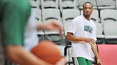Avery Bradley thinks he'll be back early