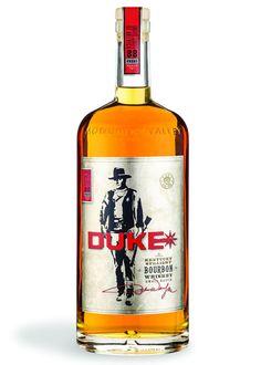 Liquor Barn - Duke Kentucky Straight Bourbon 750ML, $34.99 (http://www.theliquorbarn.com/duke-kentucky-straight-bourbon-750ml/)