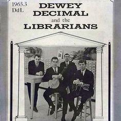dewey decimal and the librarians