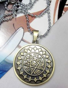 Kuroshitsuji Necklace Necklace KUNL0680 | 123COSPLAY | Anime Merchandise Shop Free Shipping From China | Anime Wholesale