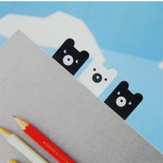Bear Index Sticky Note. 17 sheets each (52 total) $2.95