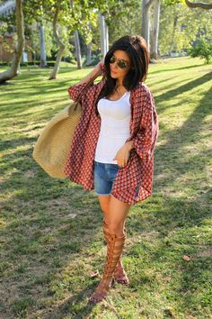 The HONEYBEE // Boho Summer Style