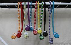 Вязание змейки с описанием / Схемы вязания игрушек / Бэйбики. Куклы фото. Одежда для кукол