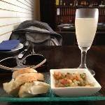 Delicatessen Emporio - dinner or lunch http://www.tripadvisor.com/Restaurant_Review-g294306-d1959023-Reviews-Delicatessen_Emporio-Valparaiso_Valparaiso_Region.html