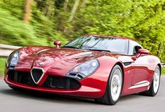 The Best Cars At The 2014 Concorso Italiano In Pebble Beach - Supercompressor.com