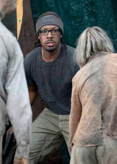 """ Heath in The Walking Dead Season 7 Episode 6 