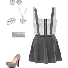 """""""Sem título #7"""" by isabellaaugusto on Polyvore"""