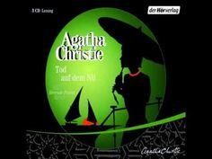Agatha Christie - Der Tod auf dem Nil (Hörbuch Komplett) Hercule Poirot, Agatha Christie, Hercules, Youtube, Fall, Death, Autumn, Youtubers