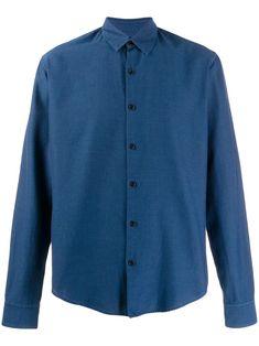 Sandro Plain Button Shirt In Blue Denim Button Up, Button Up Shirts, Sandro, Brand You, Size Clothing, Women Wear, Buttons, Mens Fashion, Shirt Dress