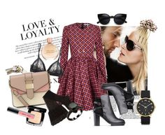 """""""Love & Loyalty"""" by anetteante ❤ liked on Polyvore featuring Michael Kors, Victoria, Victoria Beckham, CB2, Samantha Chang, Accessorize, CERVIN, Acne Studios, Michal Negrin, Marc by Marc Jacobs and ASOS"""