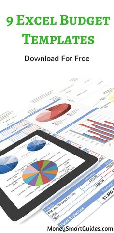 15 Free Budget Templates You Need To Improve Your Finances : 9 Excel Budget Templates. I was looking for a printable spreadsheet to budget and found these great free templates. Thanks for sharing! Budget Spreadsheet Template, Business Budget Template, Budget Templates, Planning Budget, Financial Planning, Financial Budget, Financial Success, Budget Planer, Budgeting Finances