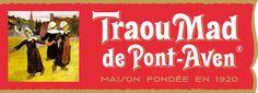 Galette et palet breton à Pont Aven - Traou Mad - logo