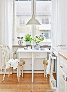 Les petites surfaces du jour : So swedish! (via Bloglovin.com )