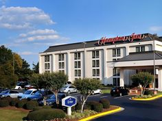 Atlanta (GA) Hampton Atlanta Airport United States, North America Hampton Atlanta Airport is conveniently located in the popular Hartsfield-Jackson Atlanta International Airport area. The hotel offers a high standard of service and amenities to suit the individual needs of all travelers. Take advantage of the hotel's 24-hour front desk, facilities for disabled guests, express check-in/check-out, luggage storage, Wi-Fi in public areas. Guestrooms are fitted with all the ameniti...