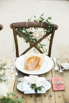 Natural Tuscan Inspired Wedding with Organic Details