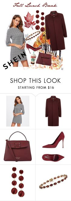 """""""""""FALL BEAUTY WALK!!""""🍁🍃🍂"""" by lensesrmything ❤ liked on Polyvore featuring Burberry, Sergio Rossi, INC International Concepts and Ross-Simons"""