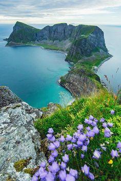Værøy, Norway